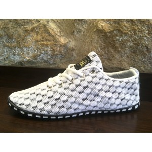 "Baskets TAYGRA ""CORRIDA"" Blanches"