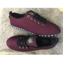 "Baskets TAYGRA ""CORRIDA"" Bordeaux"