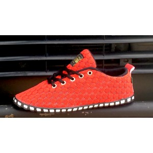 "Baskets TAYGRA ""CORRIDA"" Rouges"