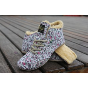 High-Top TAYGRA Flower & Fur